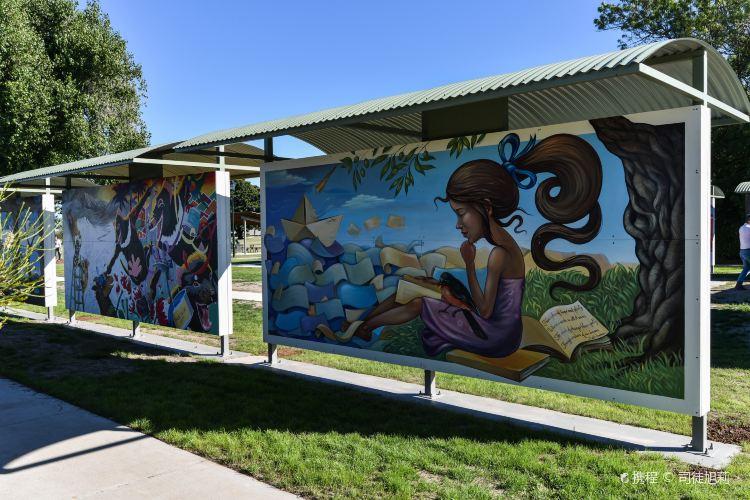 謝菲爾德壁畫小鎮4