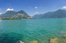 卢加诺湖畔