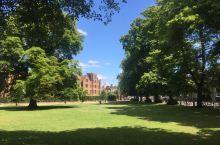 漫步剑桥校园