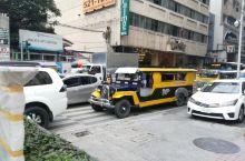 马尼拉的公交车