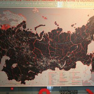 KGB Museum (Genocido Auku Muziejus)旅游景点攻略图