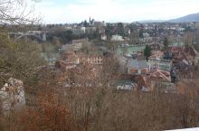 """走进""""熊城""""——默默无名的瑞士首都伯尔尼"""