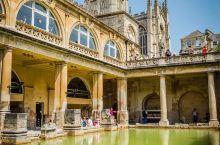 英伦17日 纠结半天还是花了15镑一个人看了古罗马人的澡堂子