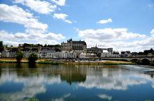 卢瓦河畔的昂布瓦兹城堡