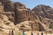 约旦世界遗产-佩特拉古城