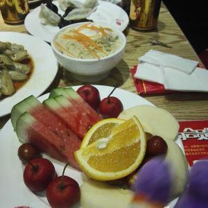 船歌鱼水饺(正阳路店)旅游景点攻略图