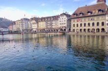 瑞士小镇琉森