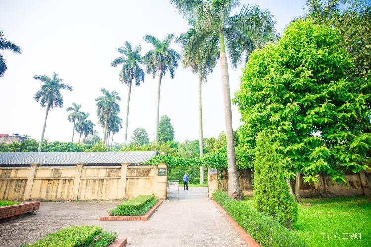 Ho Chi Minh's Stilt House1