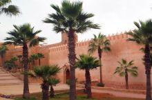 多彩摩洛哥3—粉红色乌达雅城堡,蓝白小村