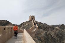 西部行36——嘉峪关悬臂长城