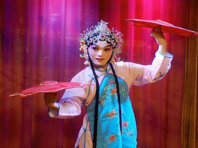 Qin Fengyun Shaanxi Opera Tea House