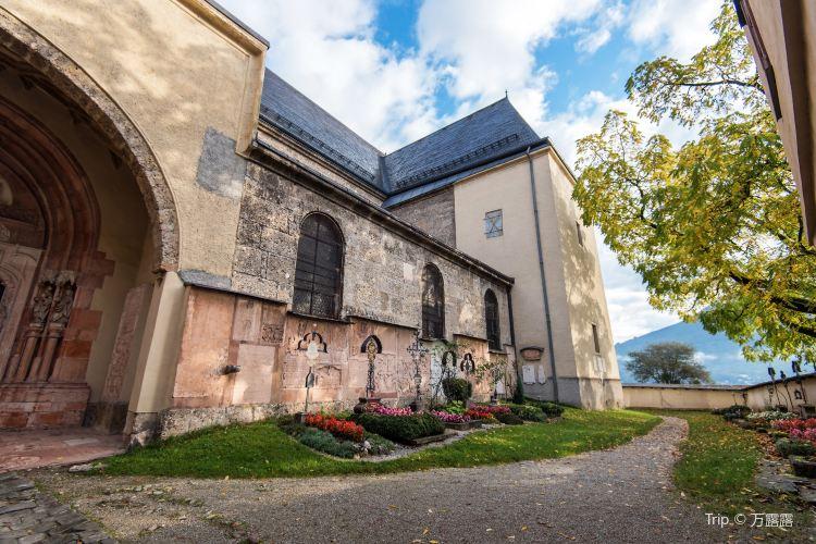 Nonnberg Convent2