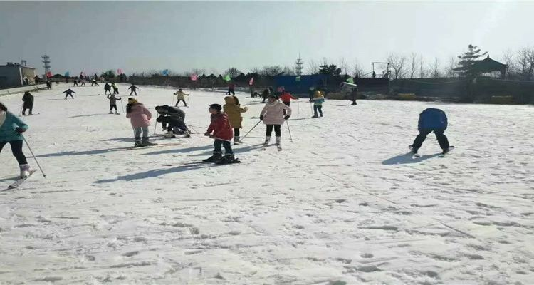 Guandun Mountain Ski Resort2