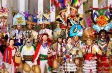 不必飞往南半球找刺激,奇葩的加利西亚节日陪你狂欢!