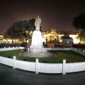 首义公园旅游景点攻略图