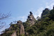 南清园看女神和巨蟒,小游三清山