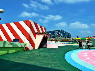 Xuzhou Amusement Land Candy World