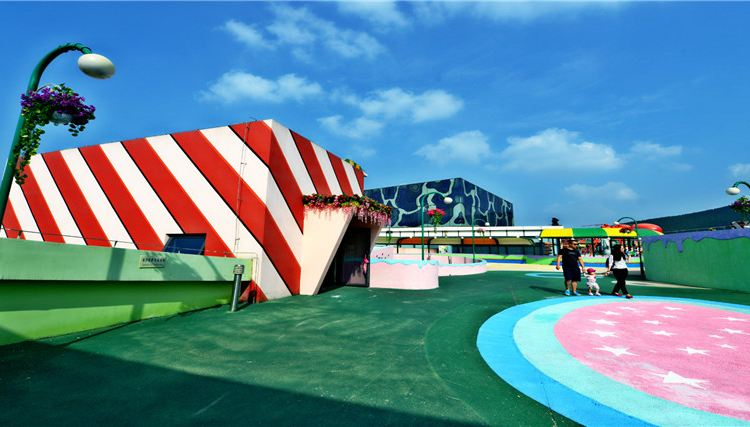 Xuzhou Amusement Land Candy World1