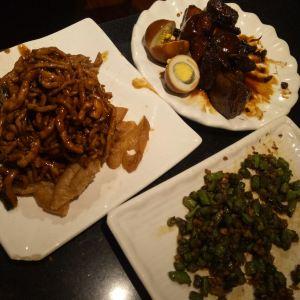 上海姥姥家常饭馆旅游景点攻略图