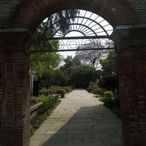 古风园旅游景点攻略图