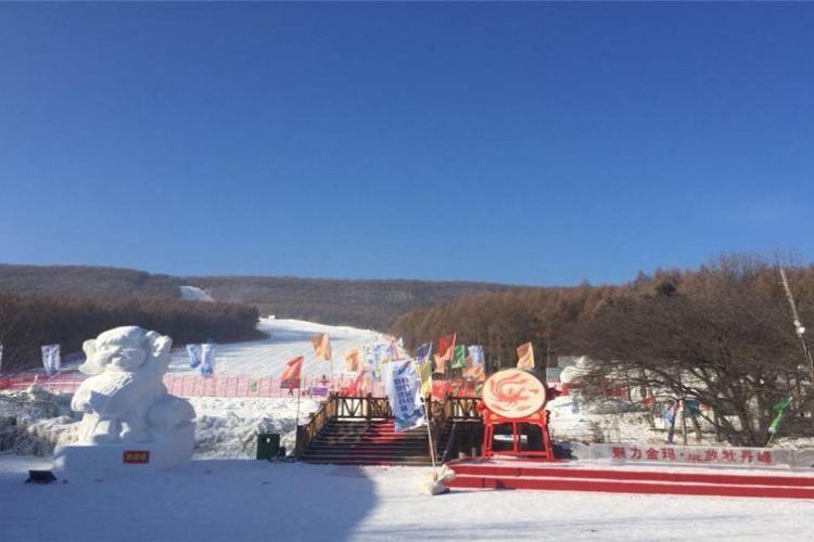 牡丹峰滑雪場1