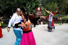广西巴马坡月村百魔洞旅游
