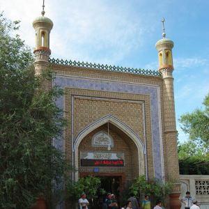叶尔羌汗国王陵旅游景点攻略图