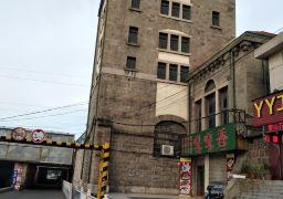 泰安旧火车站