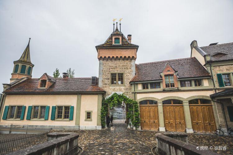Oberhofen Castle2