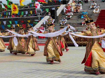 中國非物質文化遺產園
