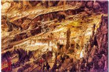 """图说斯洛文尼亚共和国的""""波斯托伊纳溶洞"""""""
