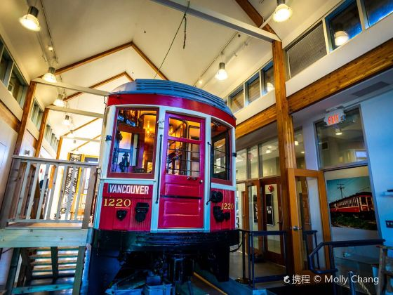 Steveston Interurban Tram