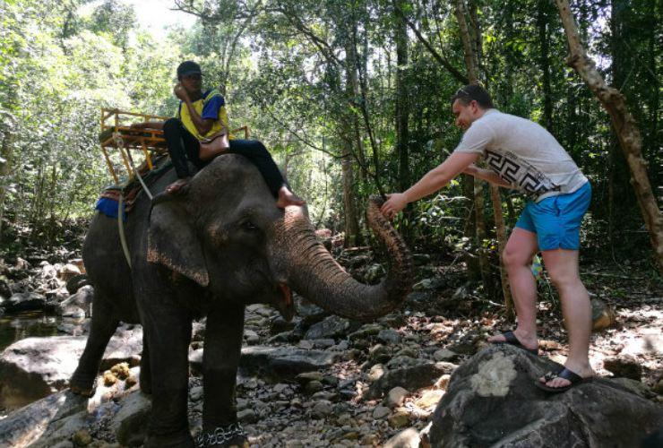 Kaibae Meechai Elephant Camp4