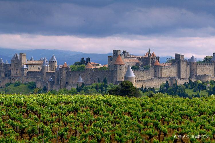 卡爾卡松城堡1