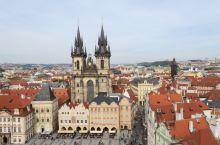 #瓜分10000元# 没有许愿池的布拉格老城广场