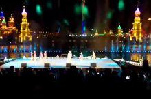 满洲里演艺丨夜色撩人,盛世歌舞