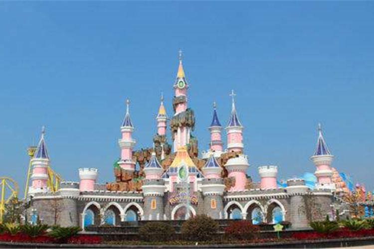 方特卡通城堡1