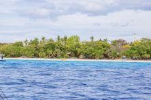 巴里卡萨岛,在菲律宾海里自由浮潜
