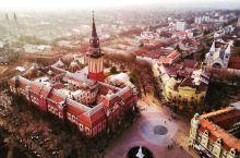 塞尔维亚航拍——换一种角度看风景