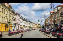 波兰街景——偶遇教堂婚礼