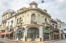 布宜诺斯艾利斯的街头