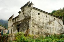 来这座500年居住历史的古村落,过几天世外桃源般的日子