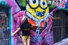 不是街头粉,依然被吸引!墨尔本涂鸦墙的魅力!