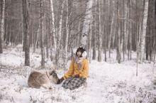 何必去北欧看❄️,国内这个地方美得像童话还能和驯鹿接触🦌