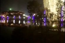 溧阳燕山公园,晚上逛逛不错