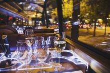 真移动的盛宴-巴黎巴士巡游晚宴