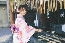 穿和服逛日本,是一种怎么样的体验?