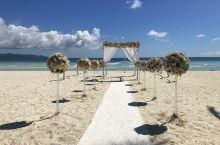 世界上最细的白沙滩,圣洁美丽,满满都是幸福的味道!