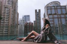 最美旅拍地 曼谷高空无边泳池酒店