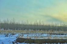 阿尔山,美丽的冰城
